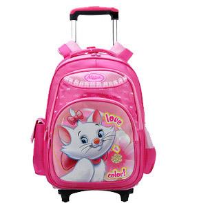 Купить детский рюкзак на колесиках для девочки рюкзак слинг бамбино