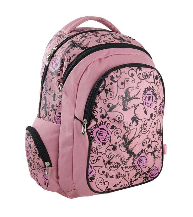 Рюкзак для девочек Kite Pink Cookie PI13-552K