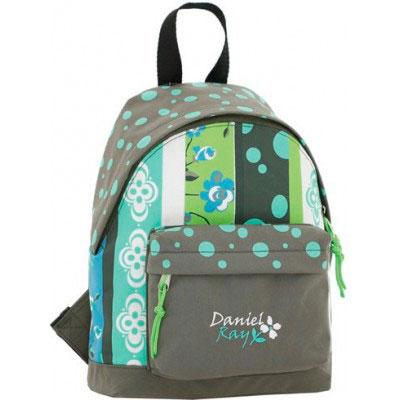 Рюкзак молодежный Daniel Ray 53,4408 зеленый