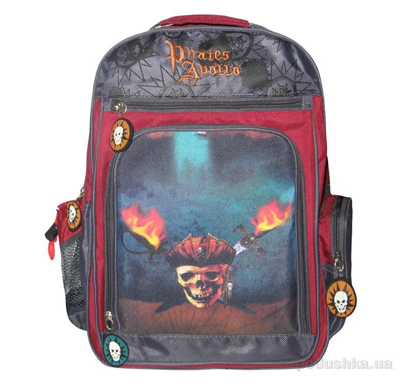 Рюкзак школьный Синие Пираты VGR