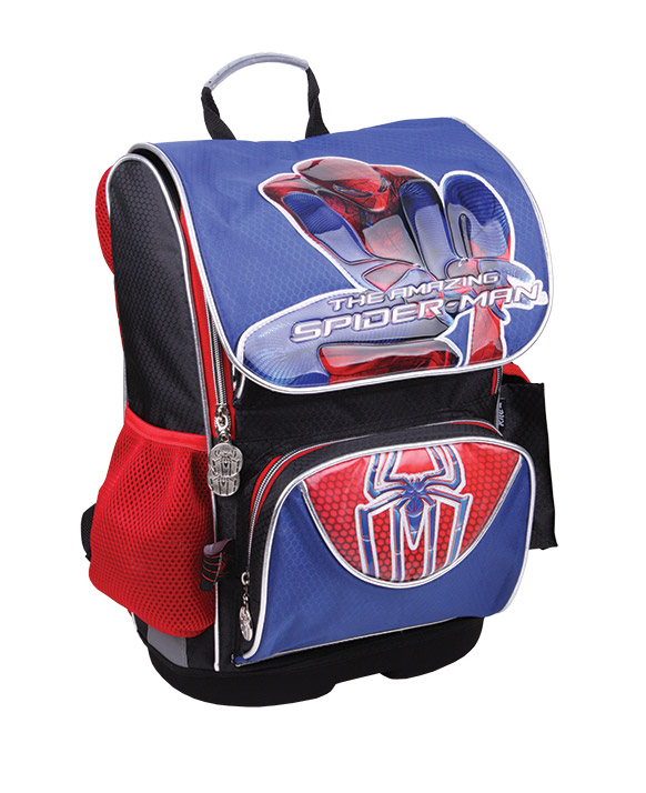 Рюкзак школьный каркасный Kite Spider-Man SM13-527K