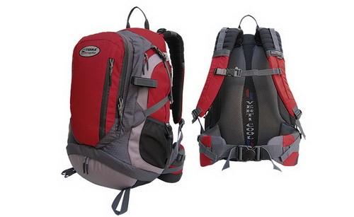 Рюкзак туристический Terra Incognita Compass 30 красно-серый