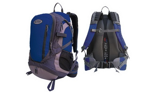 Рюкзак туристический Terra Incognita Compass 40 сине-серый