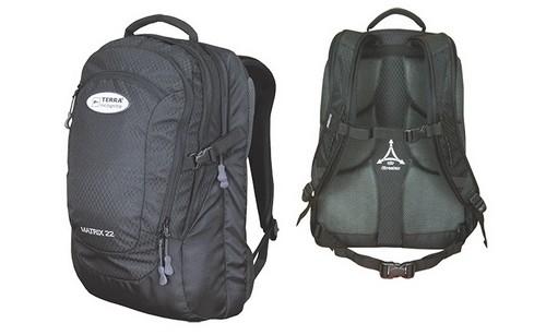 Рюкзак туристический Terra Incognita Matrix_22 черный