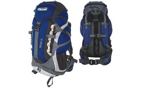 Рюкзак туристический Terra Incognita Odyssey_50 сине-серый