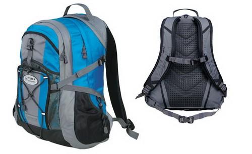 Рюкзак туристический Terra Incognita Vector_32 сине-серый