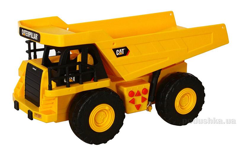 Самосвал CAT со светом и звуком 33 см Toy State 35641