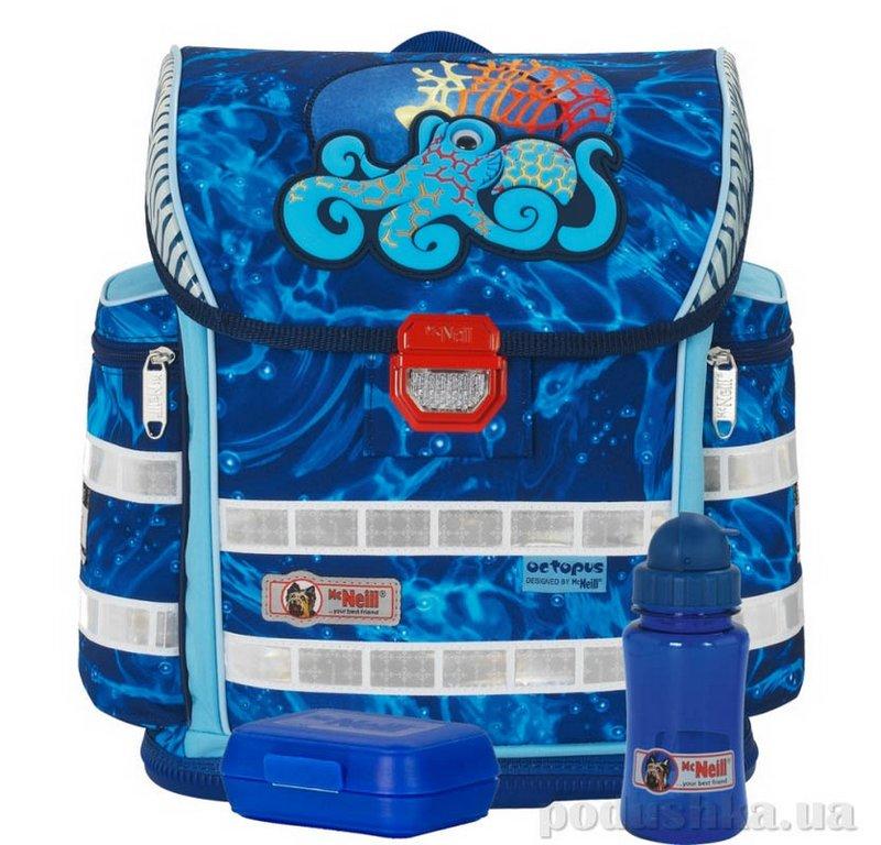 Школьный ранец Octopus  McNeill 3 предмета