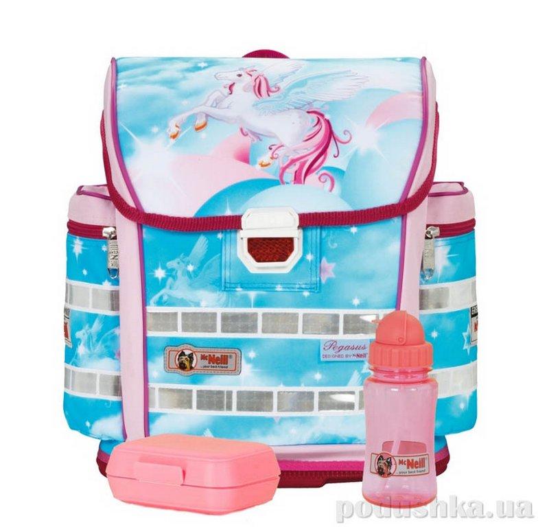 Школьный ранец Pegasus McNeill с наполнением 3 предмета