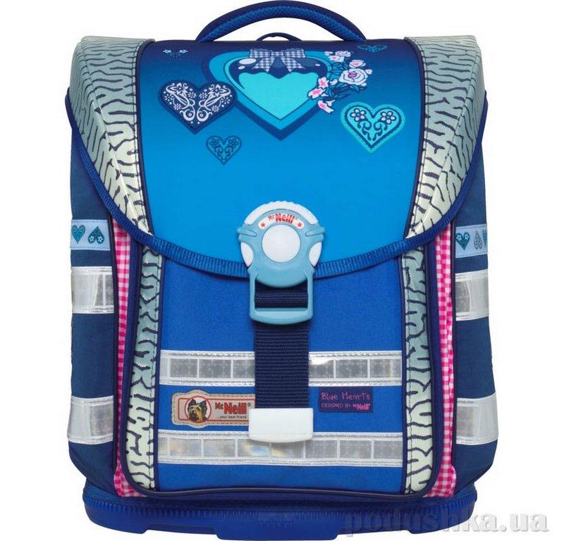 Школьный ранец Compact Blue Heart McNeill