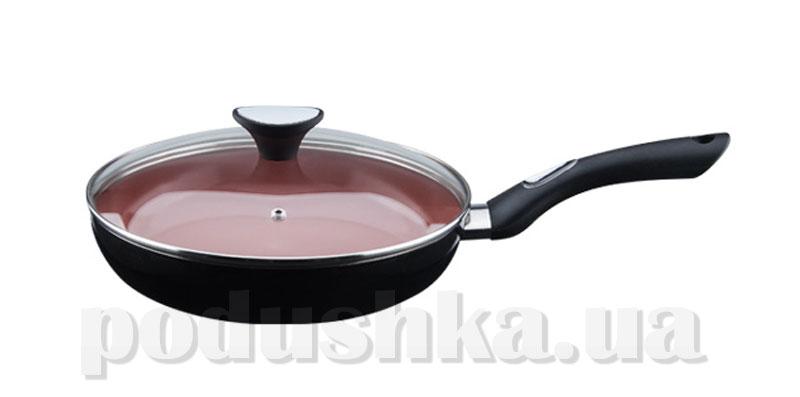 Сковорода с крышкой Terracotta 24 см Granchio 88124