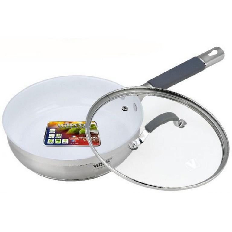 Сковорода с крышкой Vitesse VS-2103