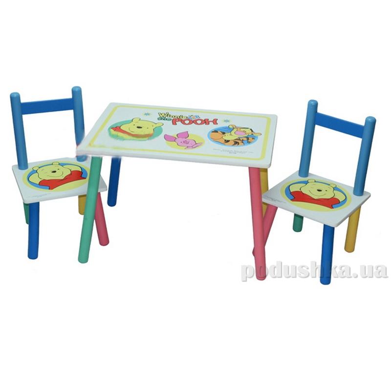 Столик Baby Tilly B08806 Винни Пух 64204