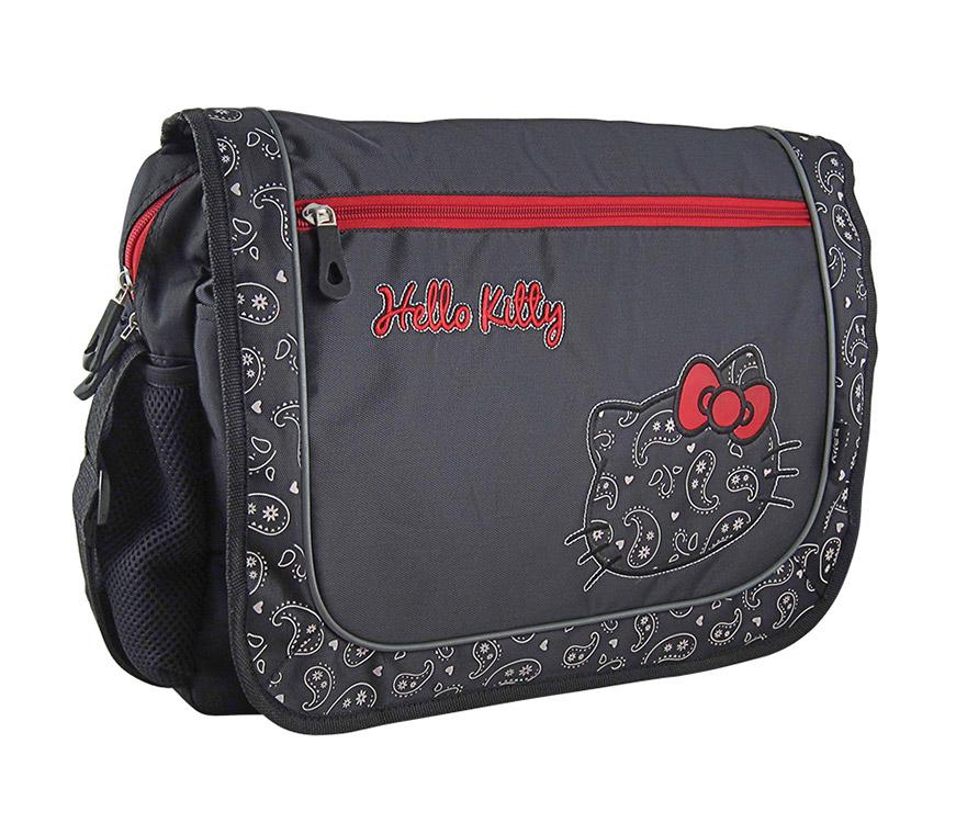 Сумка для девочек Kite Hello Kitty HK13-565K черная