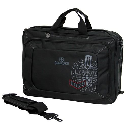 Сумка для ноутбука Brunotti В43,523800 черная
