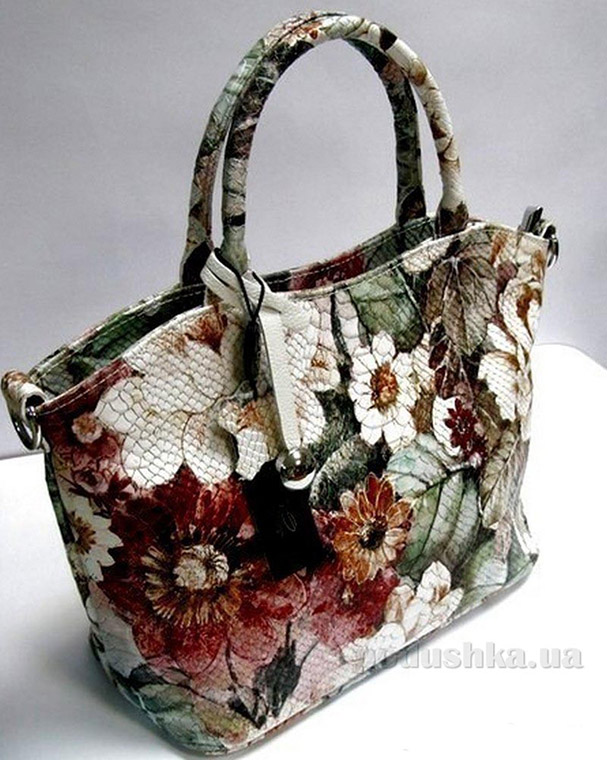 Сумка из натуральной кожи Artis Bags 635 цветная