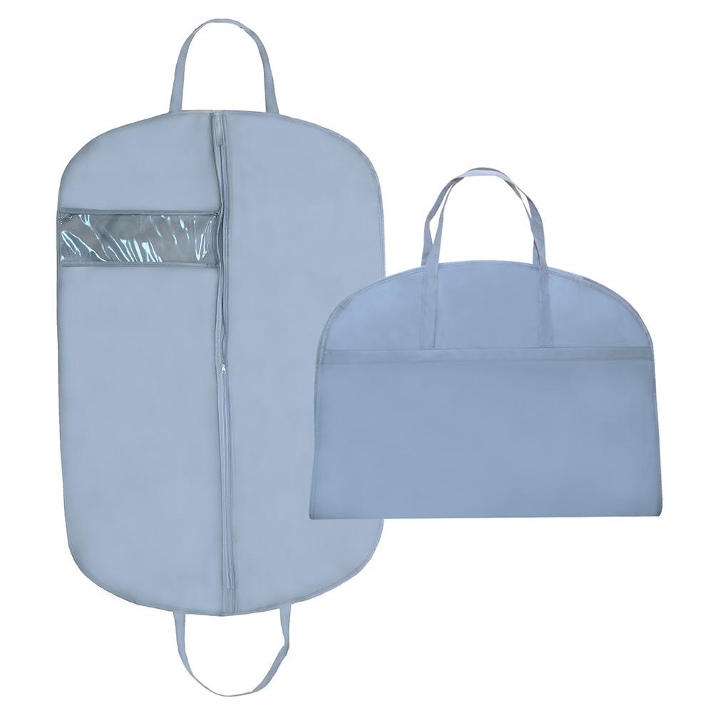Чехол-сумка для одежды Viland 100х64 см VI09895 серый