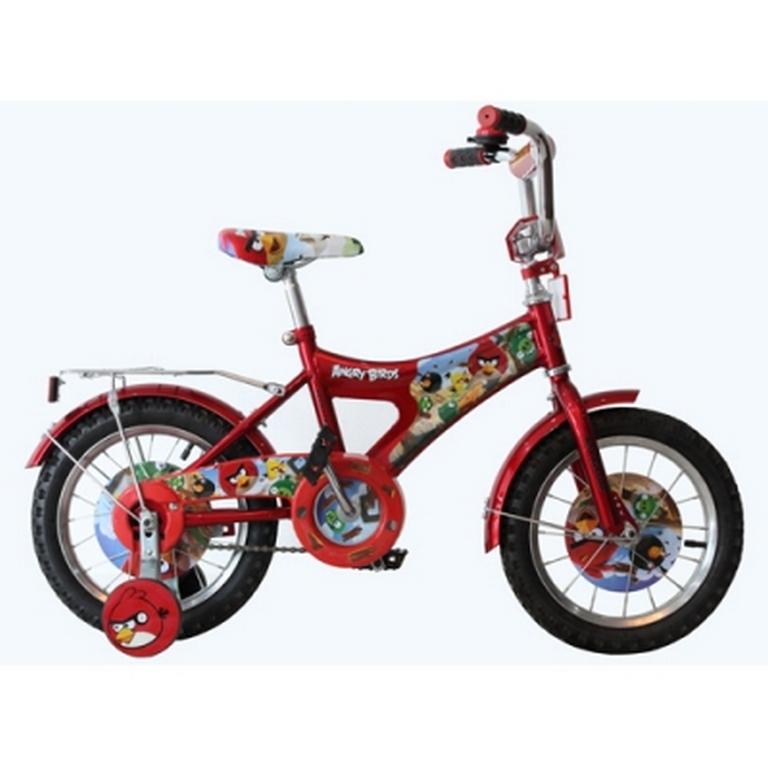 Велосипед детский лицензионный Angry Birds ВH14061