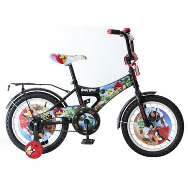 Велосипед детский лицензионный Angry Birds ВH16072