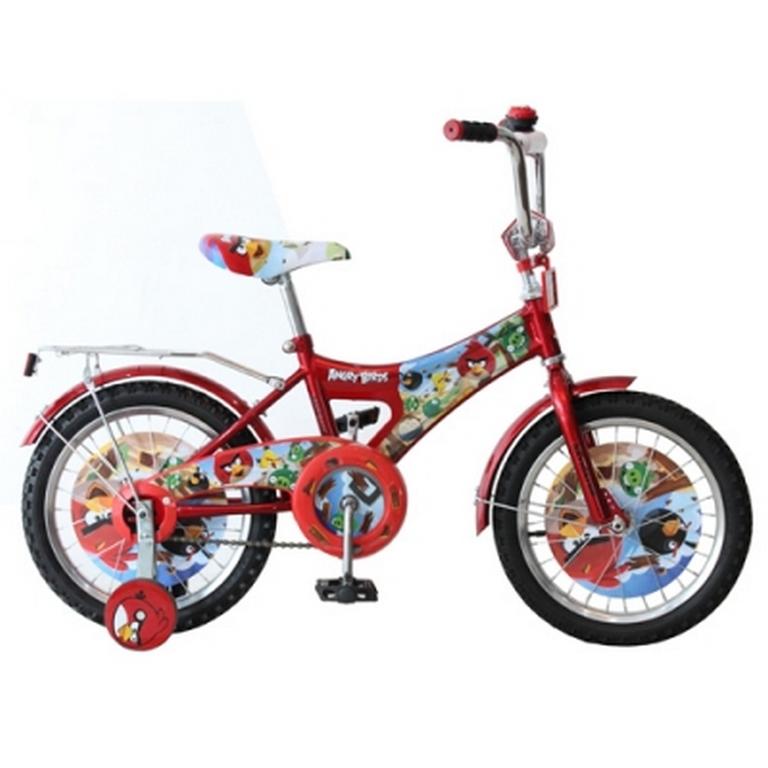 Велосипед детский лицензионный Angry Birds ВH16073