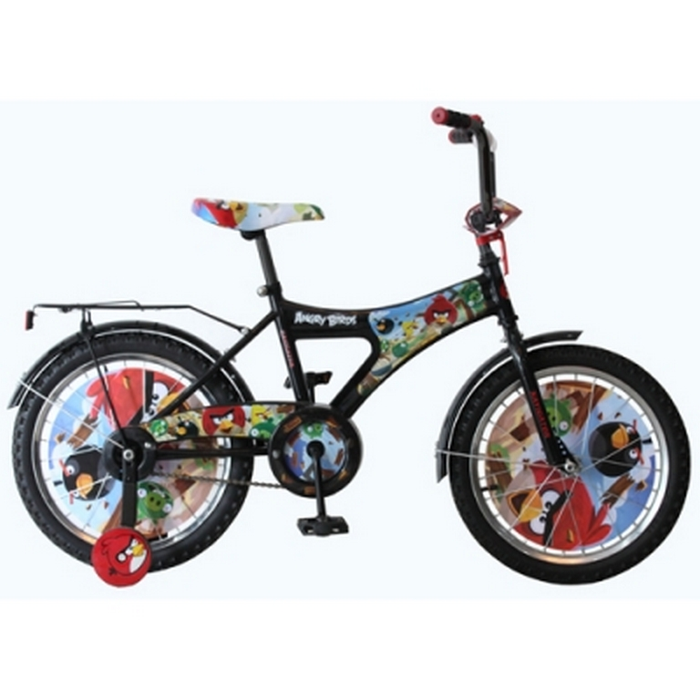 Велосипед детский лицензионный Angry Birds ВH18051