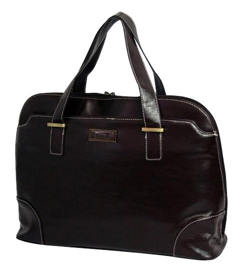 Женская сумка Derby 0670103 кофейная