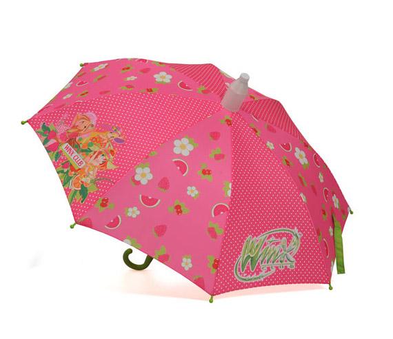 Зонтик для девочек Fruit Winx 62677