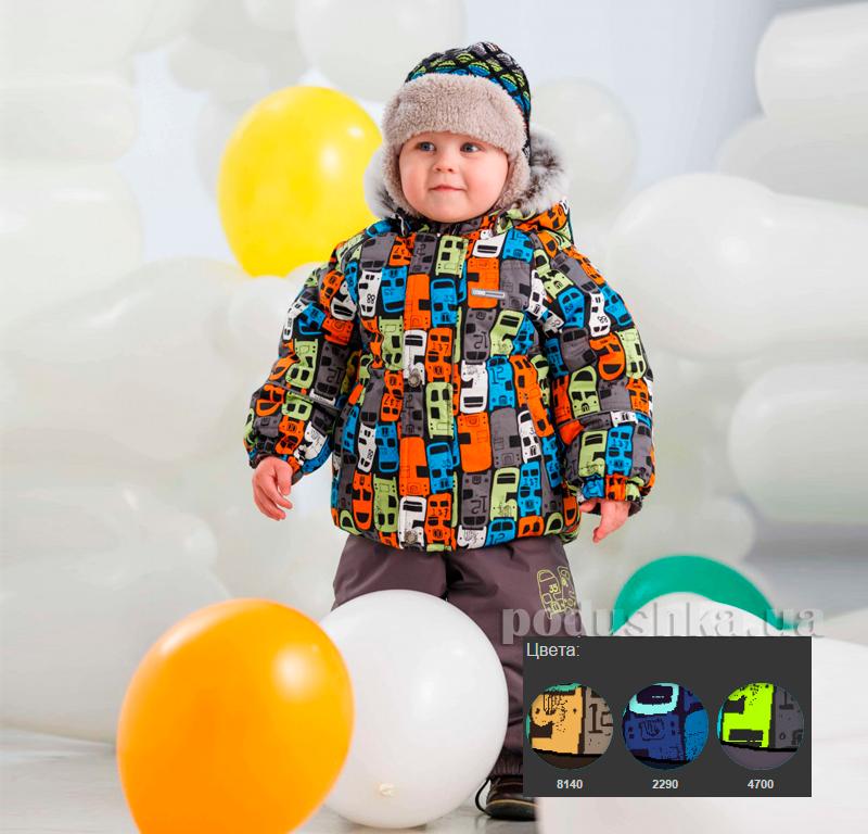 Комплект детский для мальчика Bus Lenne 15314