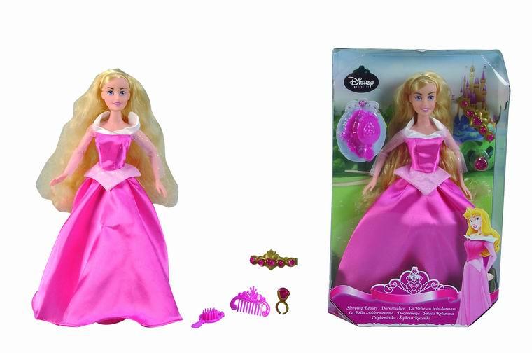 Кукла Спящая Красавица с аксессуарами Princess