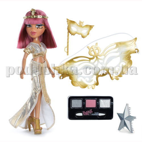 Кукла Bratz серии Маскарад - Египтянка с маской и косметикой