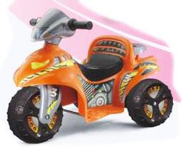 Трициклет Loko Toys, цвет оранжевый, 99011-О