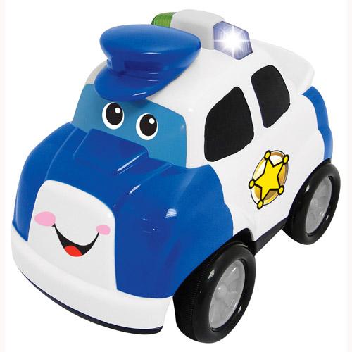 Игрушка на колесах - Полиция
