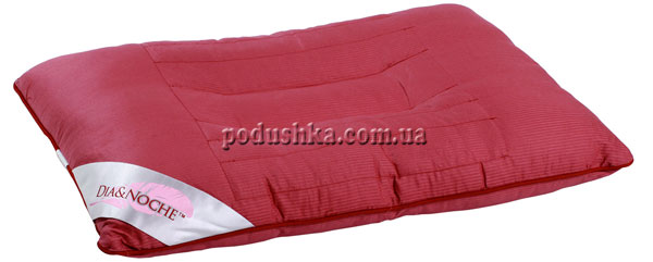 Взрослая ортопедическая подушка против сколиоза «Dia & Noche»