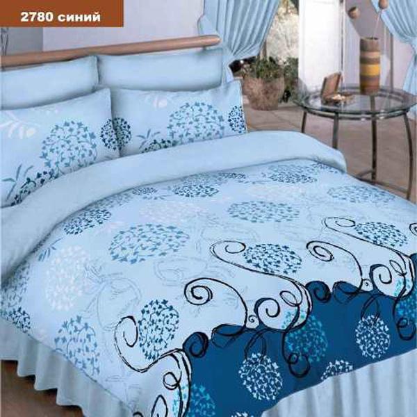 Постельное белье Вилюта 2780 голубой