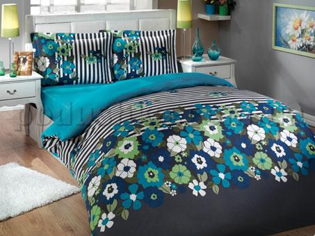 Постельное белье Hobby Perla синий