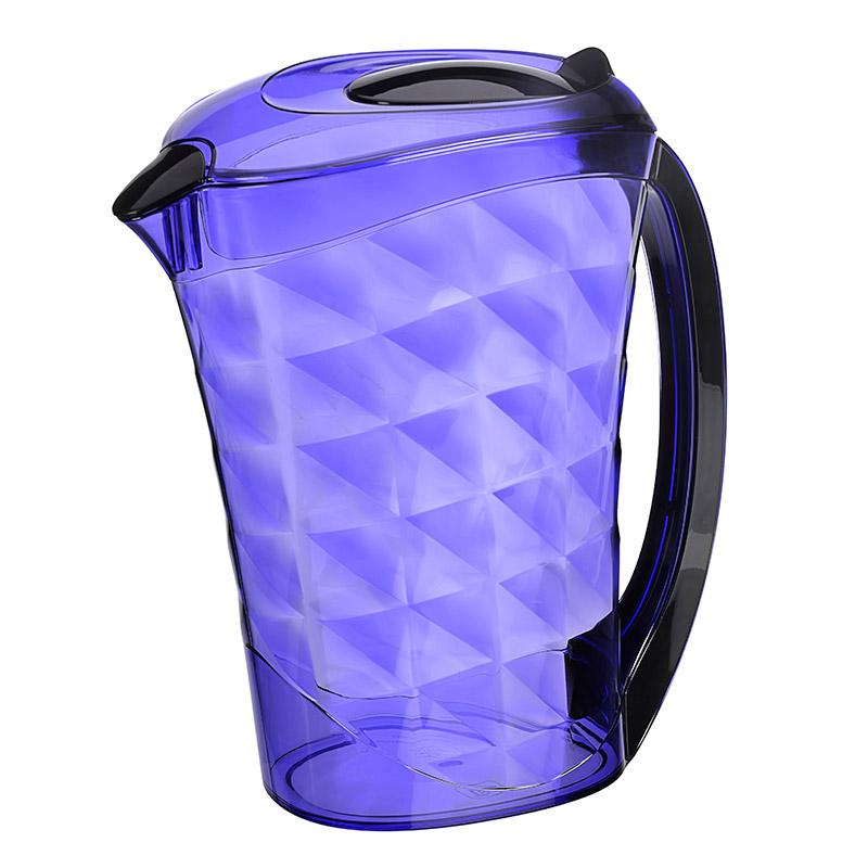 Кувшин Titiz Aroni 2,4 л пластиковый AP-9022-PR фиолетовый