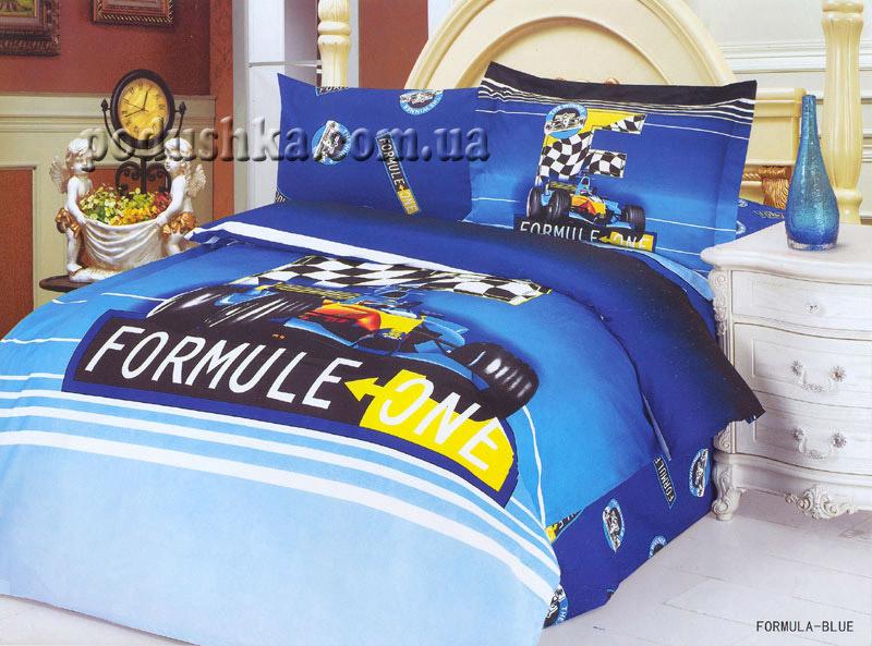 Комплект постели Formula Blue, Le Vele Полуторный комплект  Le Vele