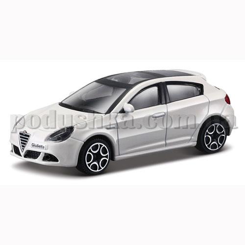 Автомодель - Alfa Romeo Giulietta (ассорти белый, красный, 1:32)