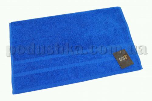Полотенце махровое Belle-Textile Classic темно-голубое