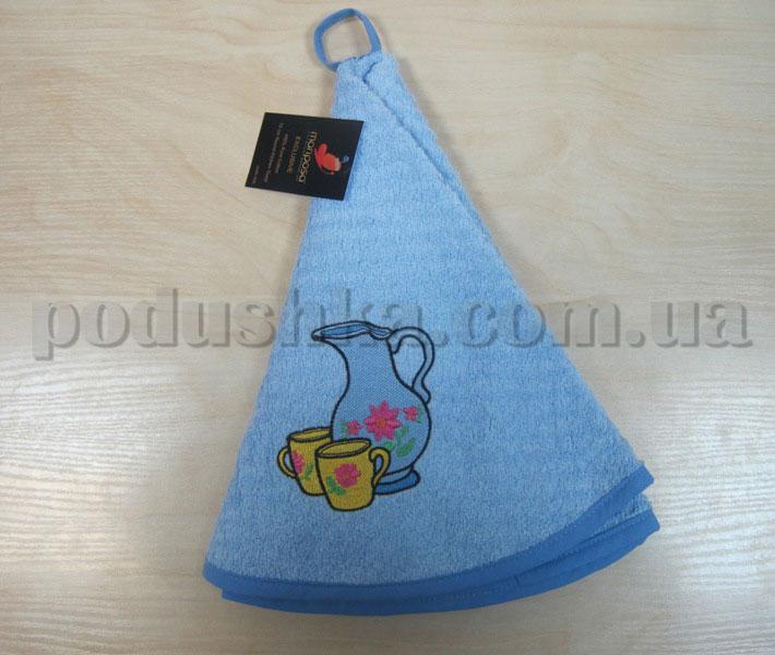 Полотенце махровое кухонное круглое Mariposa Кувшин