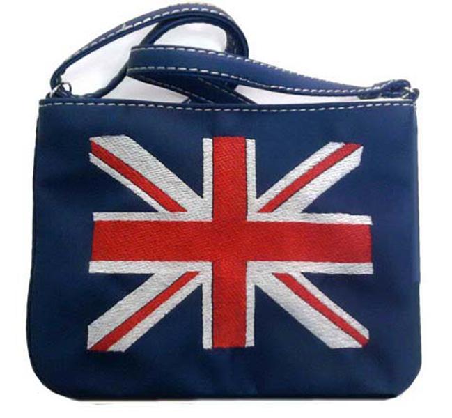 Сумочка  Britannic flag