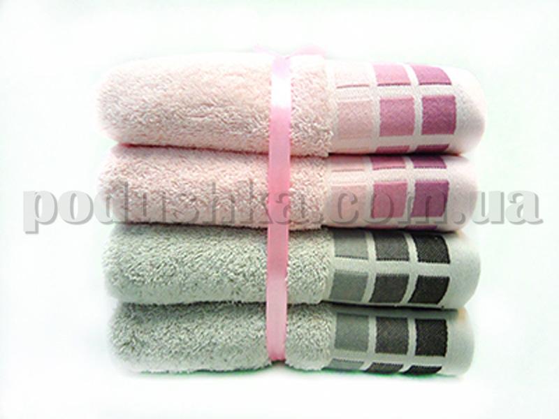 Набор махровых полотенец Square