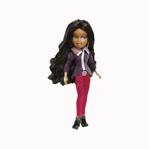 Кукла Bratz серии Новые подружки - Лидия
