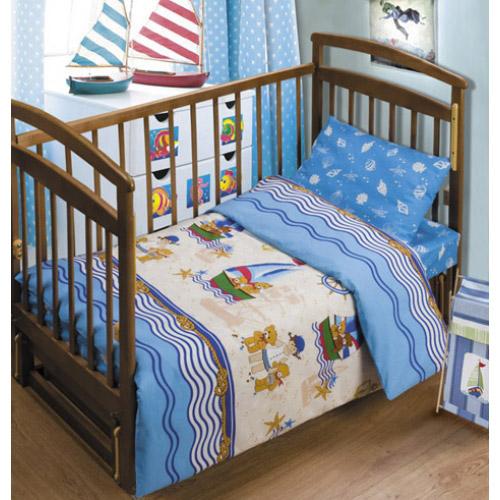 Постельное белье в кроватку Юнга