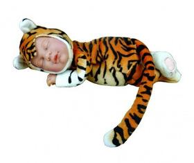 Кукла-тигренок 23 см