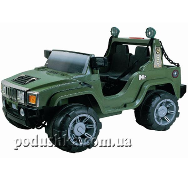 Джип Hummer H3, Xiamen, цвет зеленый, A26A-XM