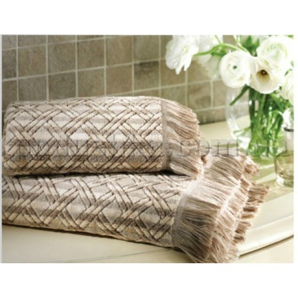Полотенце махровое TAC Stripe Casual