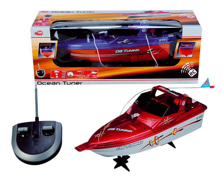 Морской катер на ДУ Walkie Talkie & RC