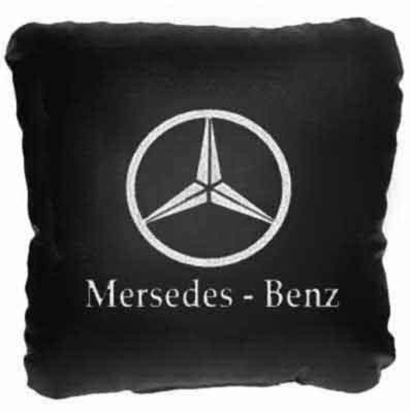 Подушка Mercedes (кожзам)