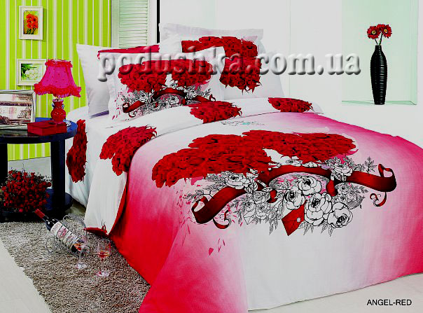 Комплект постели Angel-Red, ARYA